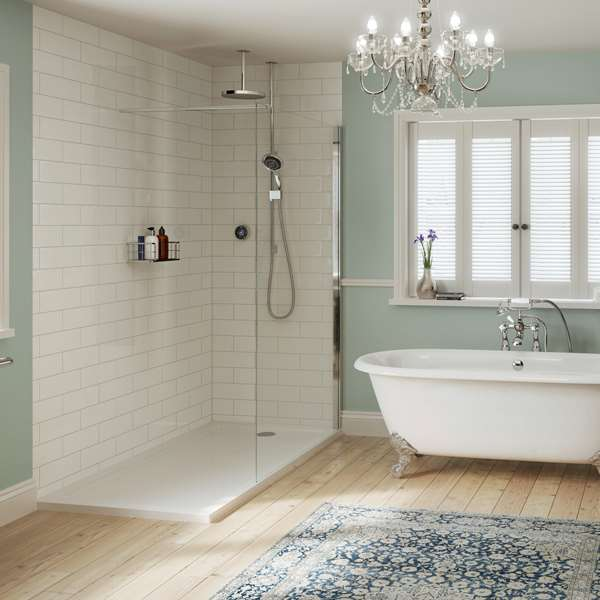 Contemporary Vs. Traditional Bathroom Design By Mira