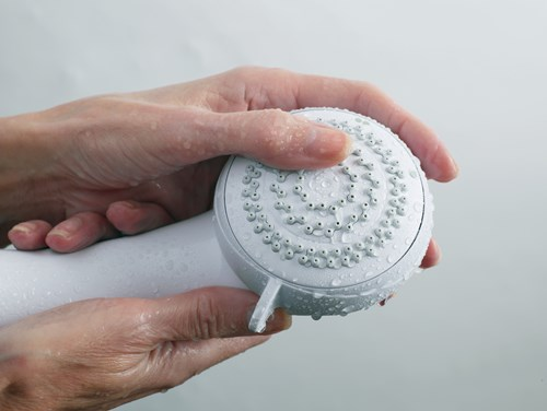 How To Descale Your Shower Head Mira Showers By Mira Showers