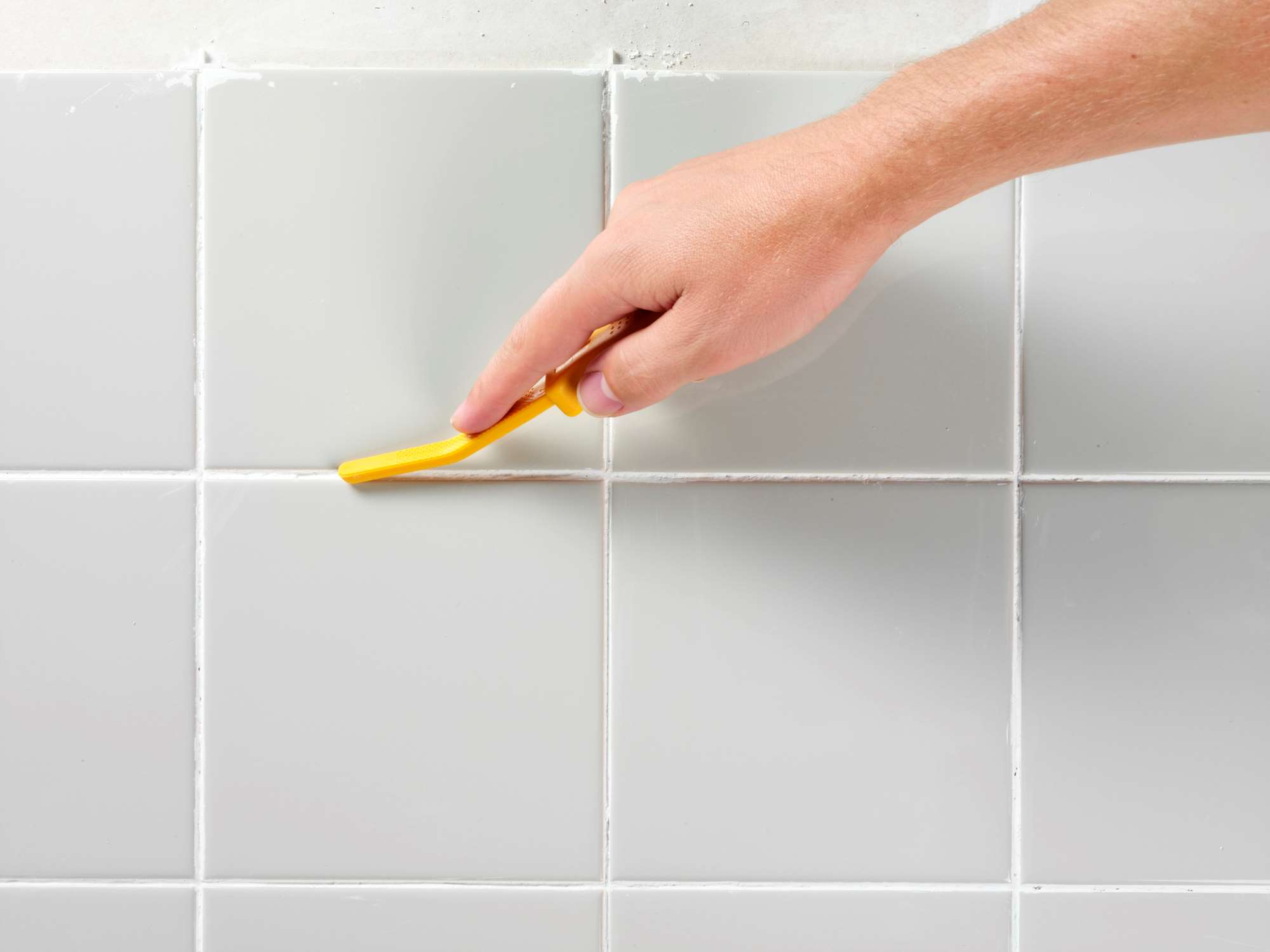 How To Tile A Bathroom Wall Part 47
