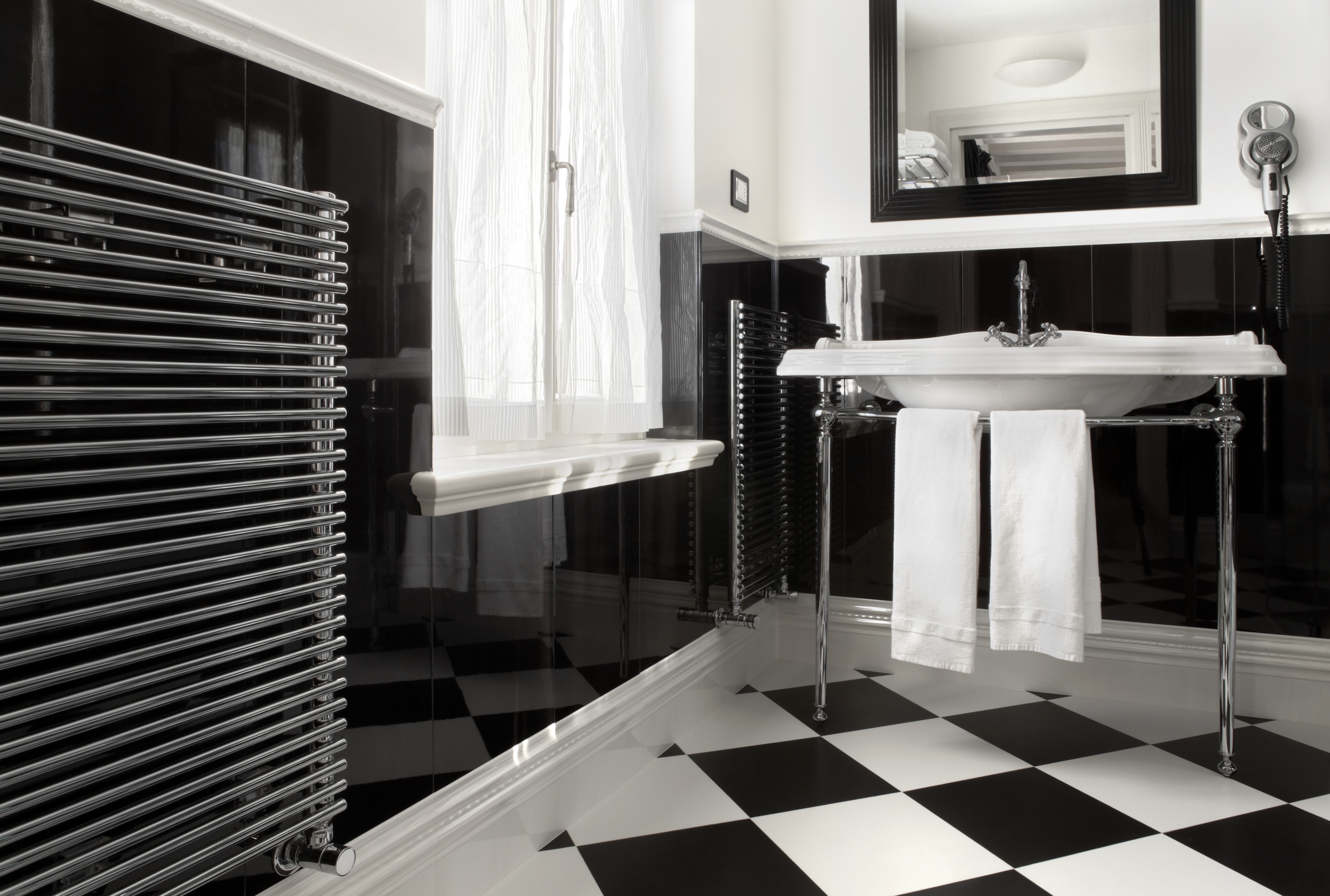 How To Style Create An Art Deco Bathroom By Mira Showers