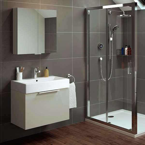 The Right Height For Bathroom Furniture By Mira Showers By Mira Showers