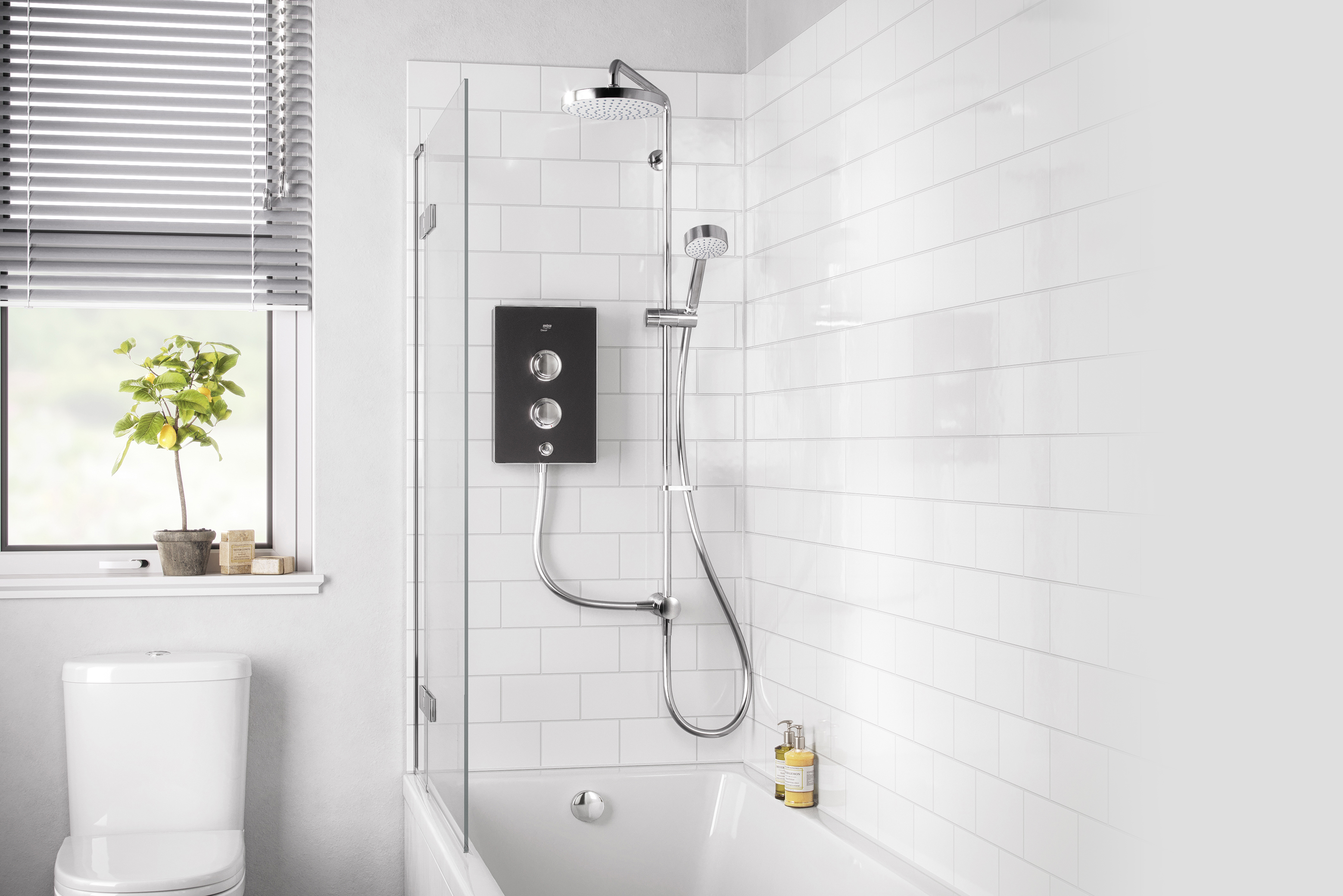 Picture of: How To Clean A Rainfall Shower Head By Mira Showers