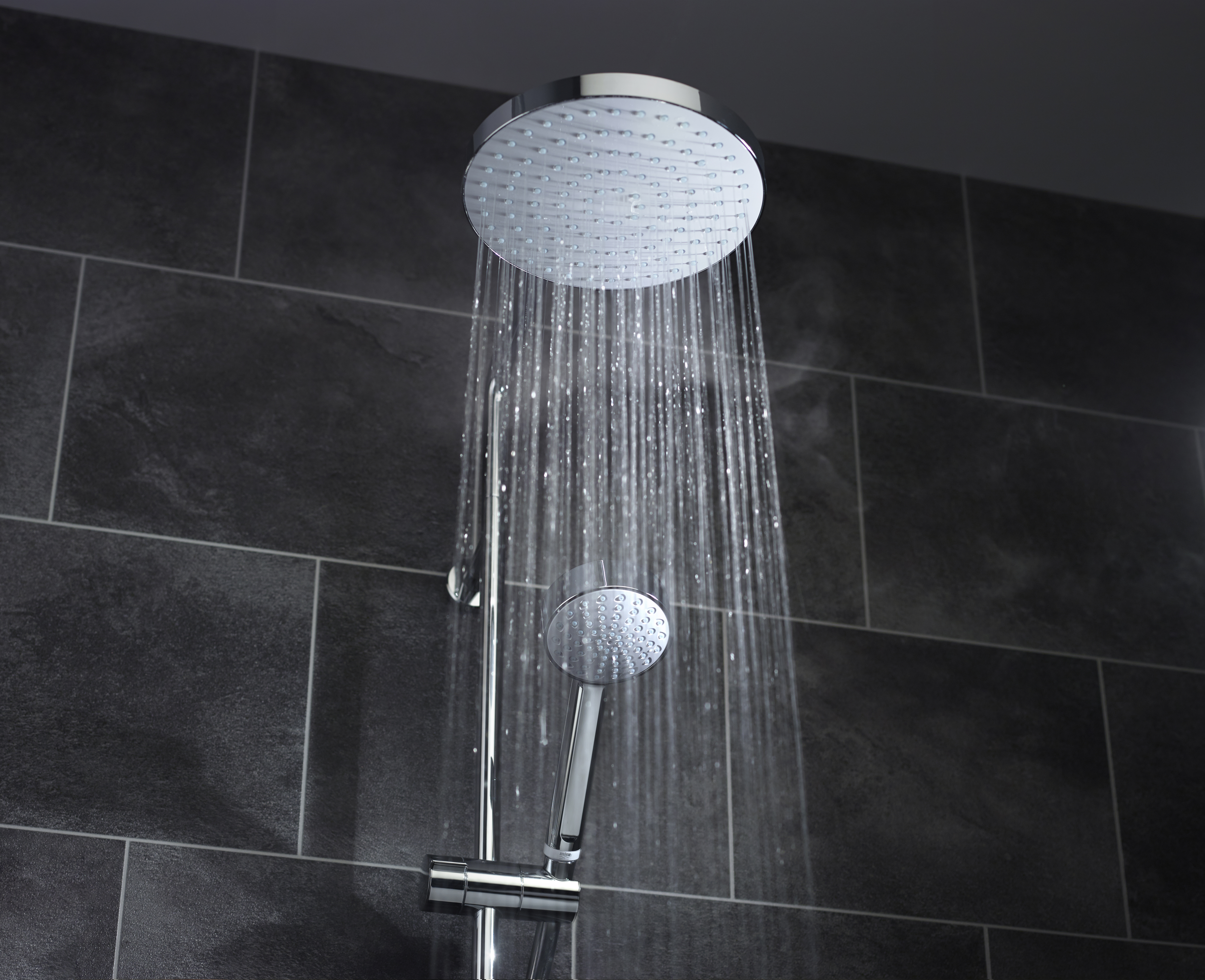 Picture of: Why Two Shower Heads Are Better Than One By Mira Showers
